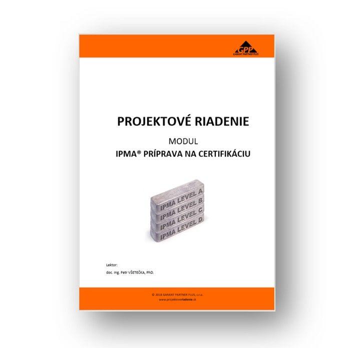 projektové riadenie IPMA manuál