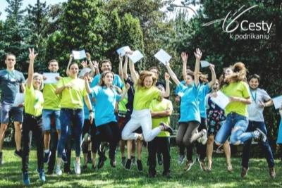 projektové riadenie camp mladých podnikateľov