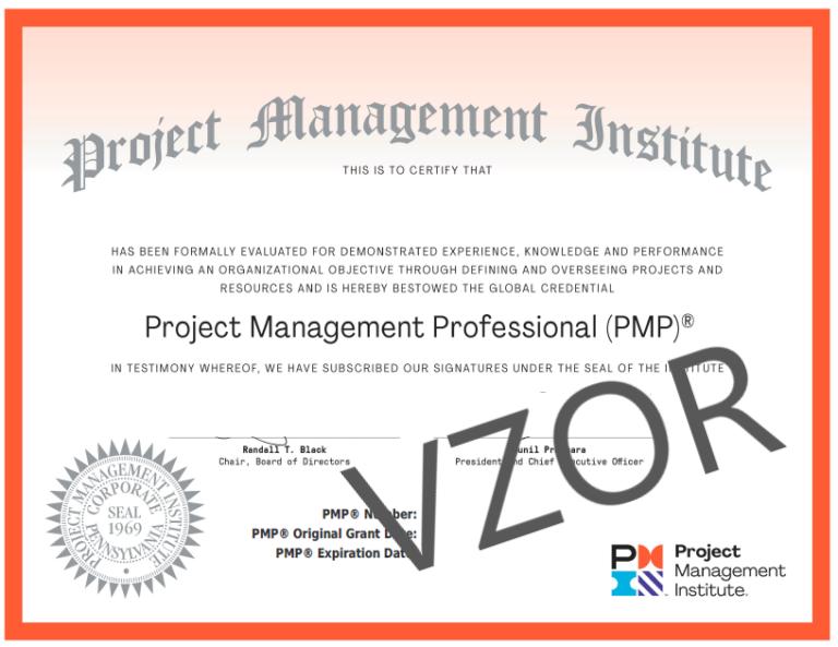 projektové riadenie kurzy PMI certifikát