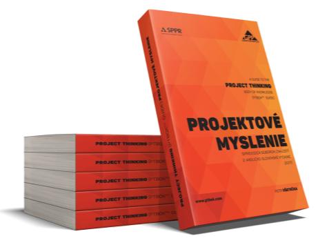 ikona kniha Projektové myslenie
