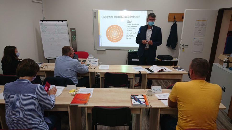 projektový manažment covid 7