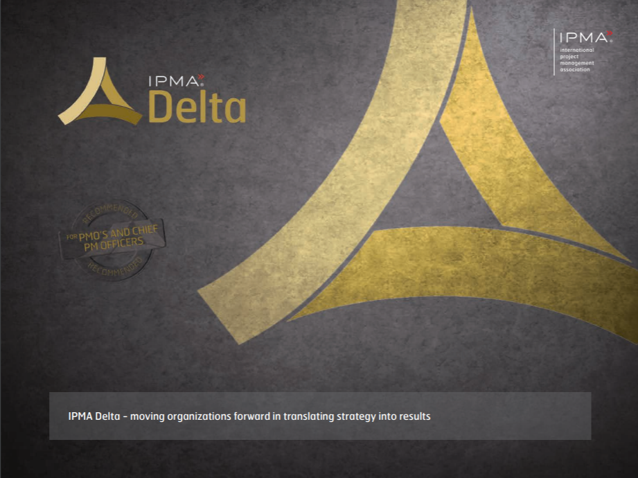 IPMA standard DELTA projektový manažment