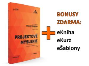projektový manažment kniha projektové myslenie
