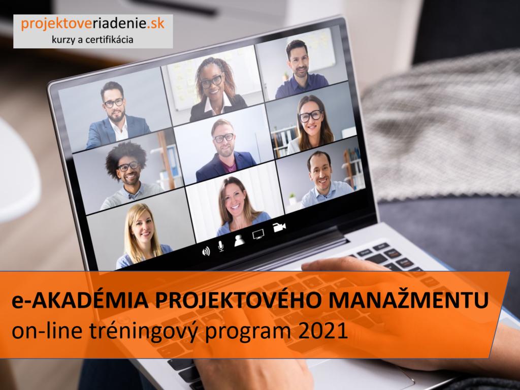 projektový manažment e-akadémia